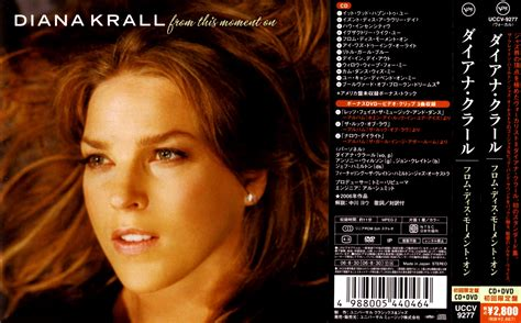Diana Krall From This Moment On Vinyl diana krall from this moment on 秋だからジャジーに暮れて7 久我山散人