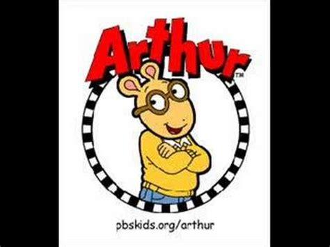 theme song arthur arthur theme song full length youtube