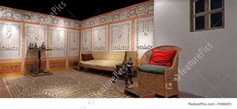 picture  egyptian house
