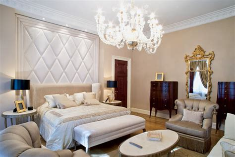 classic master bedroom decorating ideas neo classic style with art deco elements light room