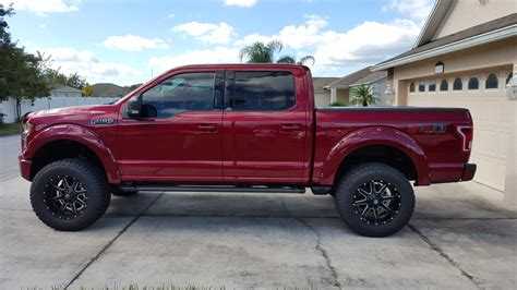 2010 ford f150 wheels lets see your wheels tire setup on 2015 page 3 ford