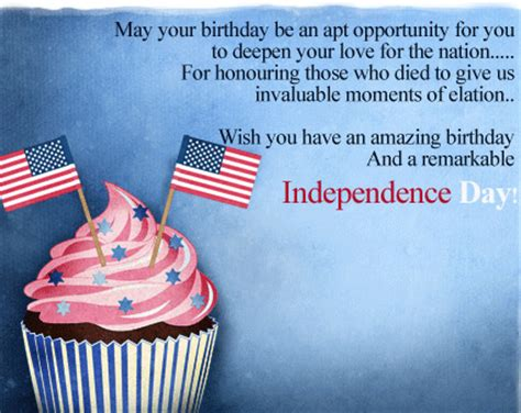 4th Of July Birthday Quotes by Happy 4th Of July Messages 2018 Patriotic Inspirational