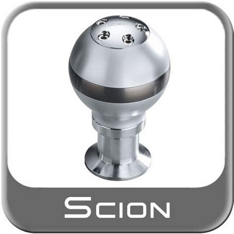 2005 2014 scion tc shift knob billet aluminum w gray