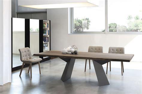 piedistalli per tavoli fiandre tavolo di design bontempi casa fisso 200x106 cm