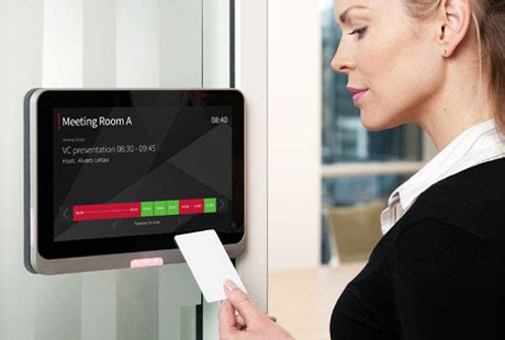 crestron room booking system crestron and condeco announce new integration