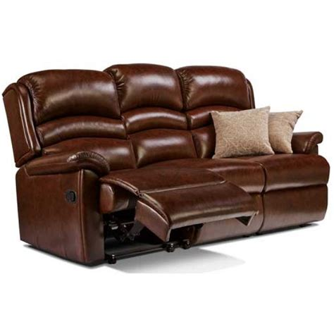 Olivia Powered Reclining 3 Seater Sofa Reclining Sofa Uk