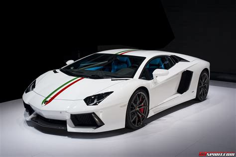 How Much Is A Lamborghini Aventador 2014 Official 2014 Lamborghini Aventador Nazionale Gtspirit