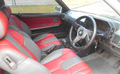 Kas Kopling Mobil Ford Laser modifikasi ford laser tx3 1989 rally style adopsi mesin t