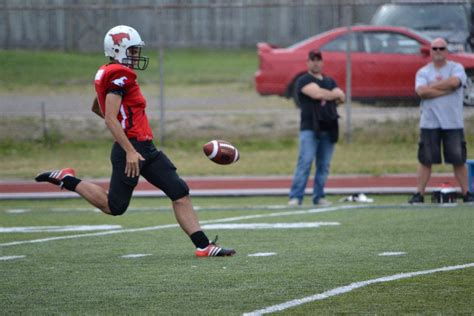 Kickers Gabriel another big commitment announced gryphons football