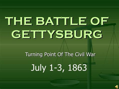 turning points of the american civil war engaging the civil war books gettysburg powerpoint