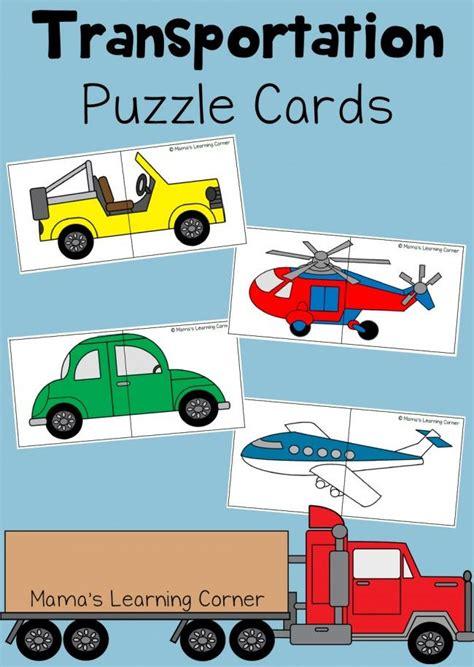 1000  ideas about Preschool Transportation on Pinterest