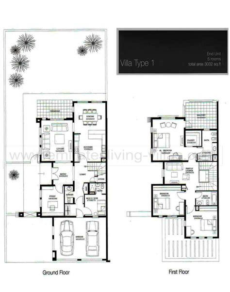 springs villa layout dubai villas floor plans floor plans for amanora sweet water