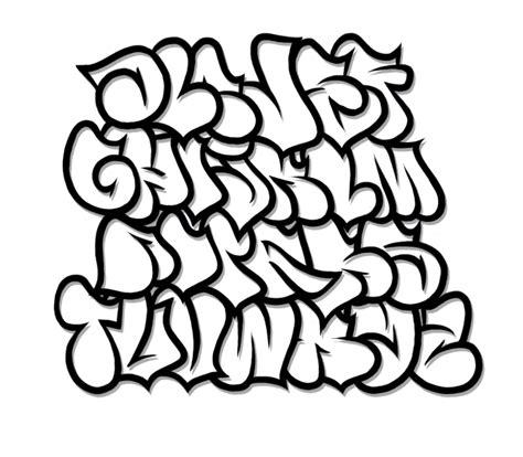 graphic letters   alphabet   clip