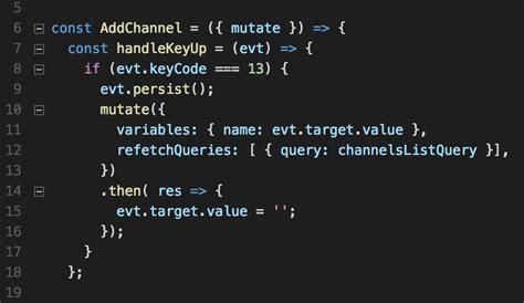 tutorial python mutagen react and graphql tutorial part 3 mutations full stack feed