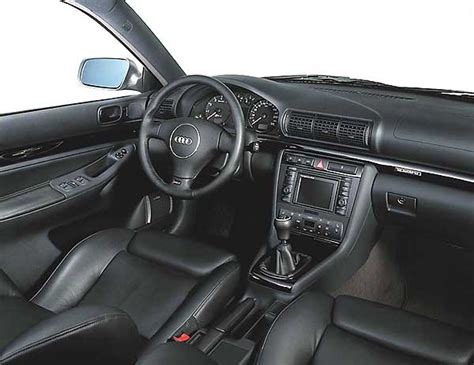 Audi Rs4 Interior by Interior