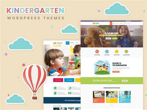 theme wordpress kindergarten kindergarten infant development and pre school wordpress