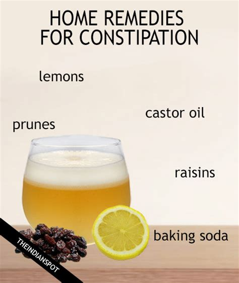 effective home remedies for constipation from your kitchen