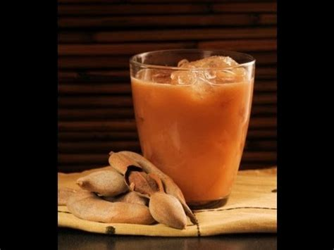 receta prepara una rica agua de tamarindo c 243 mo hacer agua de tamarindo youtube