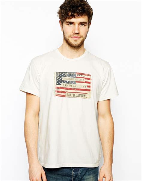 T Shirt Supply ralph denim supply ralph tshirt with