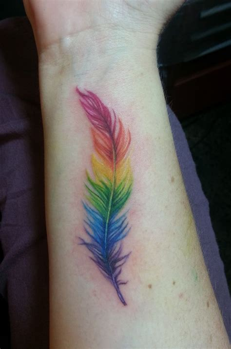 pride tattoos best 25 pride ideas on lgbt tattoos