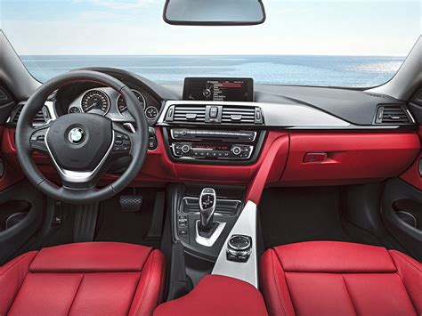 bmw inside 2015 bmw 435 price photos reviews features