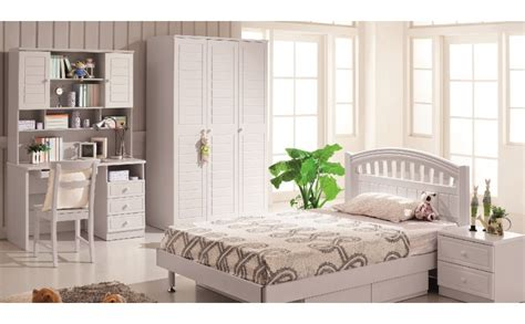 swan bedroom swan bedroom set of bed and study table for