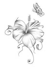 hibiscus tattoo images amp designs