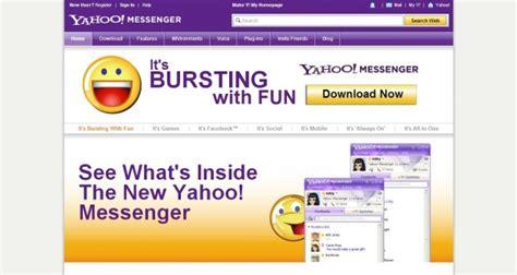 yahoo messenger full version download for windows 7 free download yahoo messenger offline installer for
