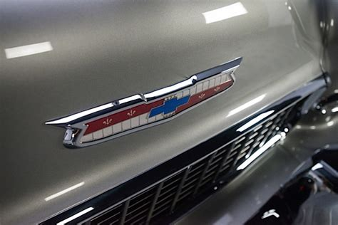 Bumper Hpring Hp Universal Up To 55 Inch this is one slick silver resto mod 55 nomad