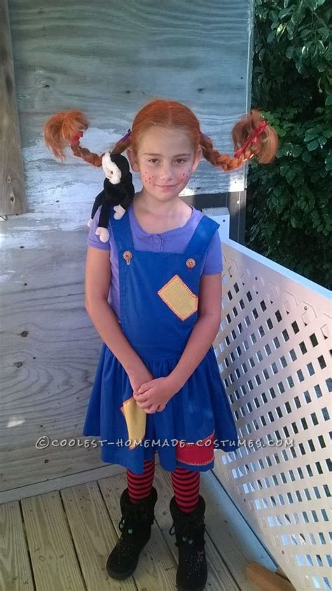 Coolest Handmade Costumes - costumes pippi longstocking and costumes on
