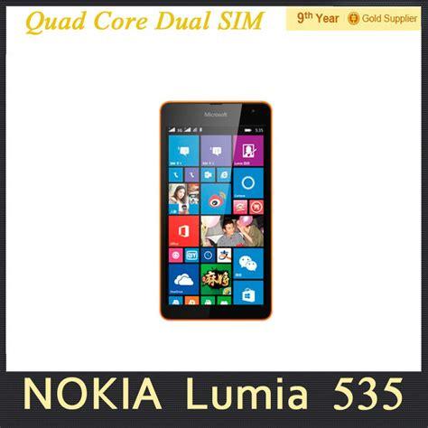 microsoft lumia 535 gsm wcdma dual sim orange original microsoft nokia lumia 535 dual sim quad core