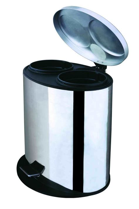 trash can pin cabinet trash can on