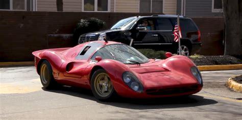 Ferrari P 330 by Would You Daily That Rcr Built Ferrari 330 P4 Replica