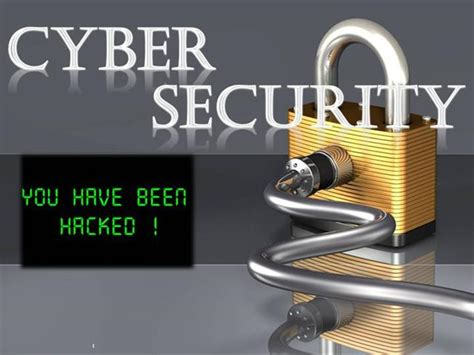 Cyber Security Authorstream Cyber Security Presentation Free