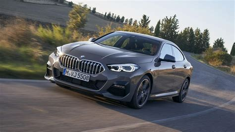 bmw  series gran coupe   small car  big