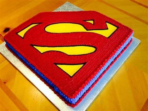 superman logo template for cake 23 superman cake ideas you should use for your next birthday