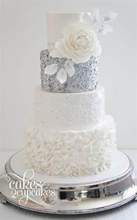 and silver wedding silver wedding cake decorations wedding ideas by colour chwv