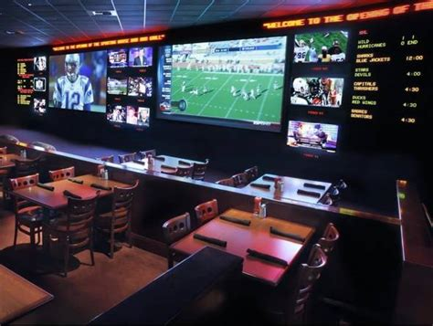 Top Sports Bars In Nyc by The Top 5 Places To The Bowl In Las Vegas