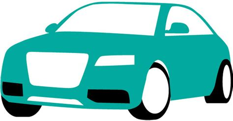 car templates for adobe illustrator blue car illustration free vector in adobe illustrator ai