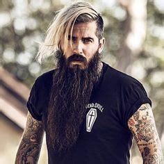 hipster haircuts calgary josh mario john full thick bushy blonde beard and