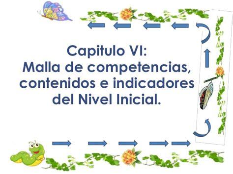 Dise O Curricular Dominicano Nivel Primario Primer Ciclo estructura dise 186 o curriculo nivel inicial 1