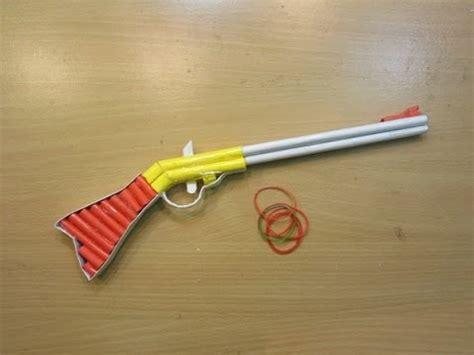 How To Make A Paper Wars Gun - how to make a paper gun that shoots 1860 henry assault