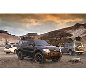 Mitsubishi Pajero Sport Modified Off Road  Google Search