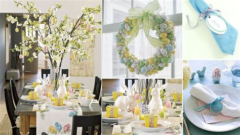 easter decoration ideas 25 easter holiday ideas for table decoration