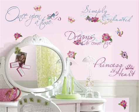 sticker quotes for walls princess quotes wall sticker stickers for wall