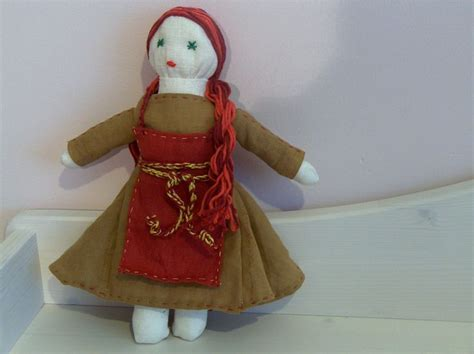 Handmade Rag Doll Patterns - handmade rag doll doll pattern credits to