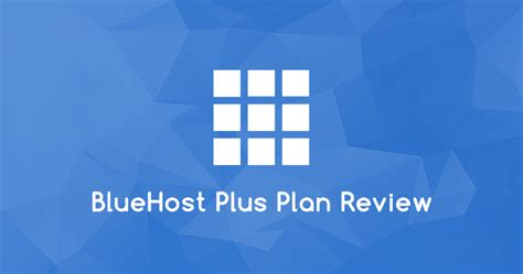 bluehost  hosting plan      mytipshub
