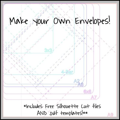 How To Make An A5 Envelope Out Of A4 Paper - 17 best ideas about envelope templates on