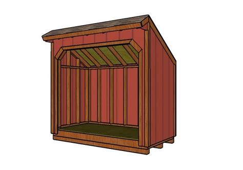 4 X 8 Garden Shed Plans by 4x8 Wood Shed Plans Myoutdoorplans Free Woodworking Plans And Projects Diy Shed Wooden
