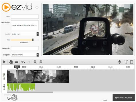 ezvid free video editing software full version 10 best video editor software and free download 2015